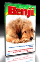 DVD -The Original Benji - Written, produced & directed by Joe Camp