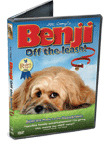 DVD - Benji Off the Leash - Written & directed by Joe CAmp