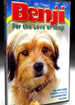 DVD - For the Love of Benji - Written, produced & directed by Joe Camp