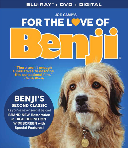 For The Love of Benji Fully Restored in a New High